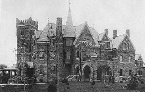 Druim Moir Castle