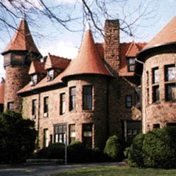 Eviswald Castle, Fairleigh Dickenson University