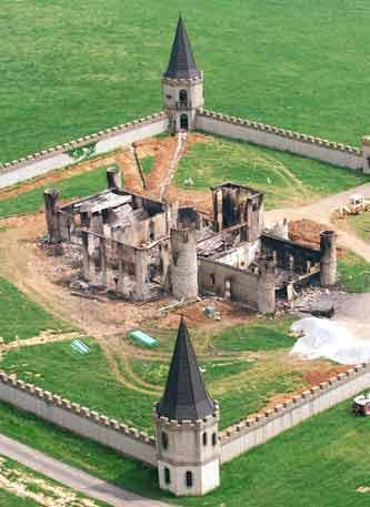 Martin Castle Before The Fire