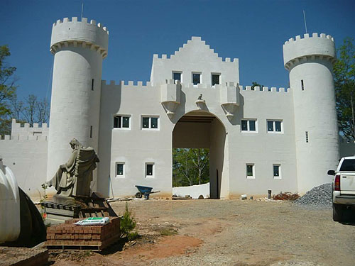 Uhuburg Castle